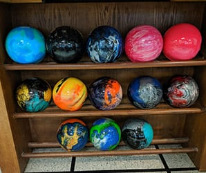 bowling balls collinsville il