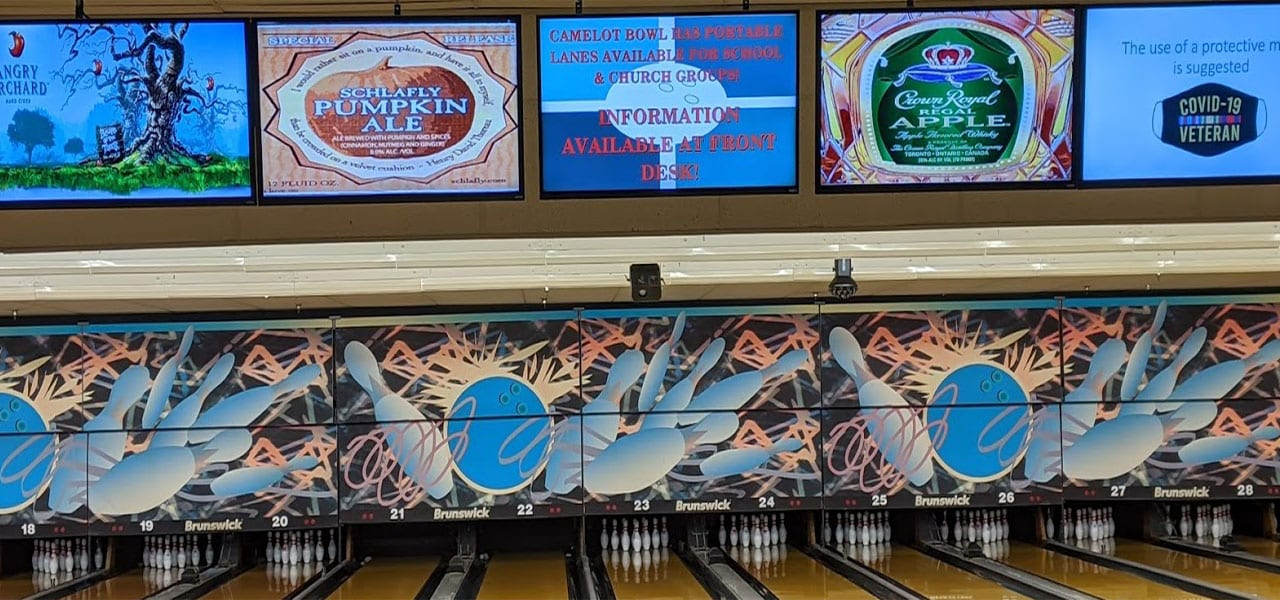 bowling lanes collinsville illinois